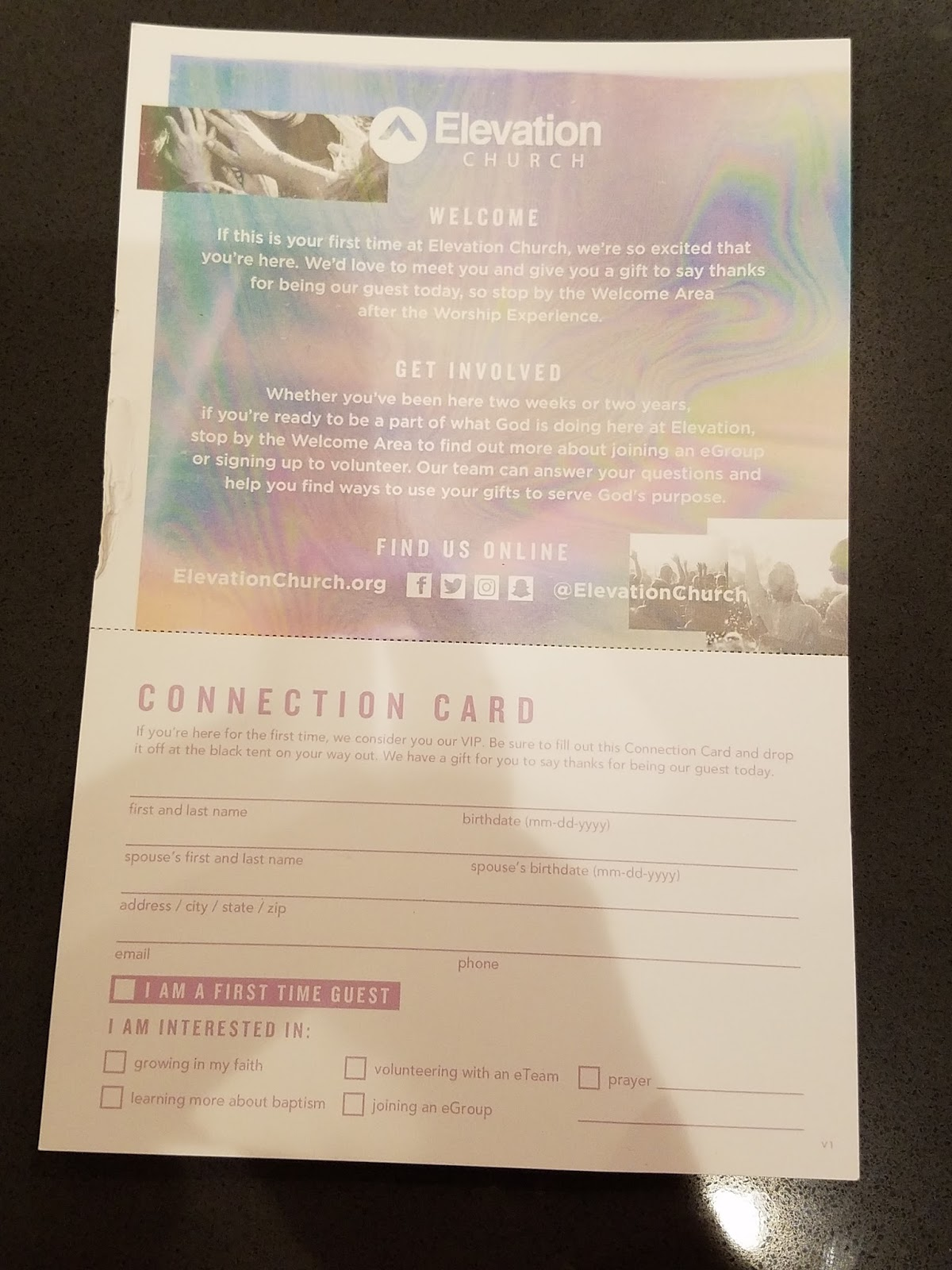 Deb Visits Churches In Weeks Week Worshipping At A Rock - Find elevation by address