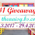 #1 GIVEAWAY BY THE AAISY