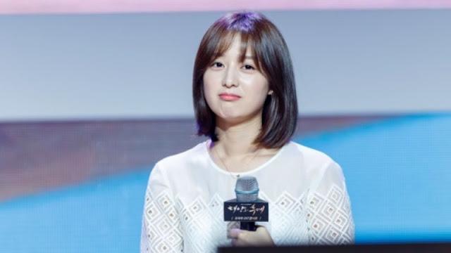 Model rambut korea ala Kim Jiwon