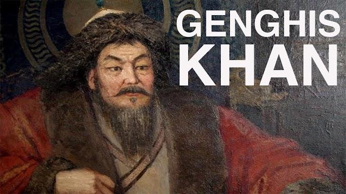 8 Fakta Genghis Khan, Pemimpin Mongolia Yang Pernah Membantai 40 Juta Manusia
