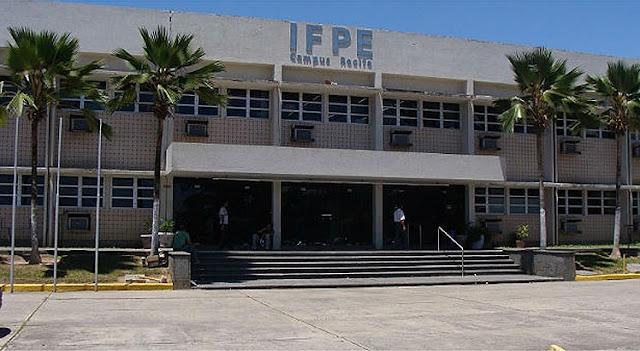 IFPE seleciona profissionais para campus no Grande Recife e unidades na Zona da Mata Norte