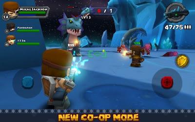 ScreenShot: Call of Mini™ Dino Hunter  Apk