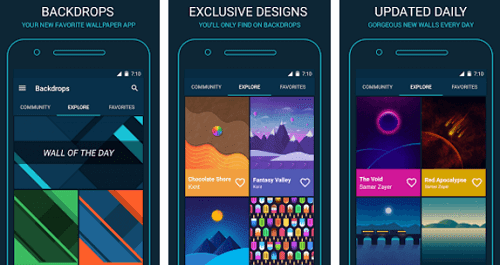 7 Aplikasi Wallpaper Terbaik Untuk Android 2018