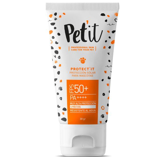 Productos para protección de la piel de nuestras mascotas
