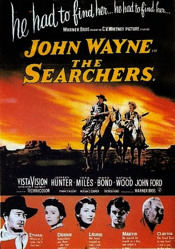 THE SEARCHERS (1956)