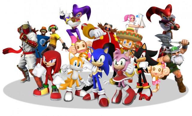 Arcade, Dreamcast, Mario et Sonic aux Jeux Olympiques de Londres 2012, Sega,
