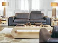 Desain Kursi Dan Sofa Ruang Tamu Rumah Minimalis Modern