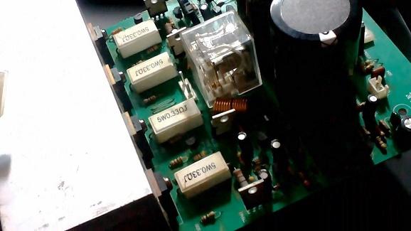 Cara Mudah memperbaiki mengganti komponen Power Amplifier Ashley USB 82