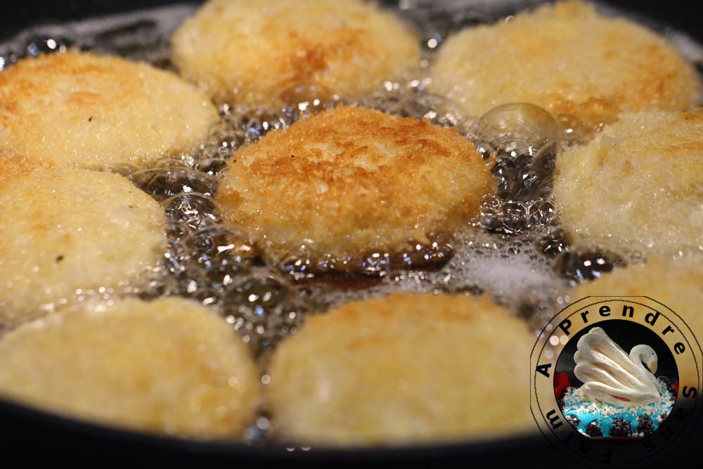 Beignets portugais de crevettes: rissois de camarao (pas à pas  en photos)