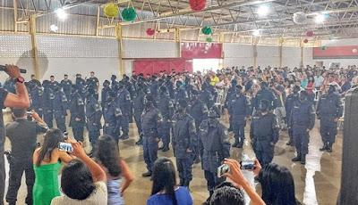 Guarda Civil Municipal de Goiânia (GO) tem gratuidade garantida em eventos