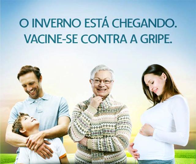 Vacina da gripe: Campanha  de vacinação  2018