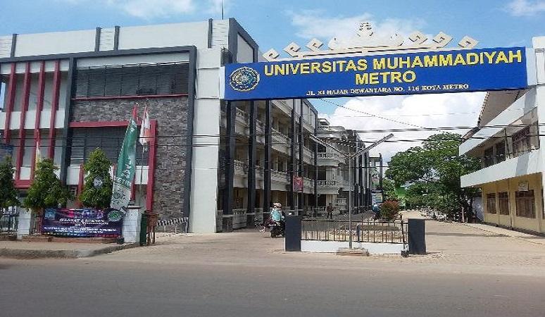 PENERIMAAN MAHASISWA BARU (UM METRO) UNIVERSITAS MUHAMMADIYAH METRO