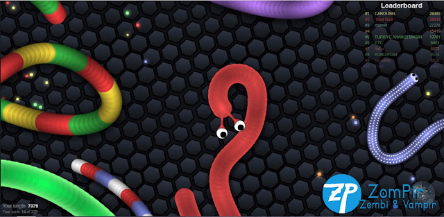slither.io hack , mods