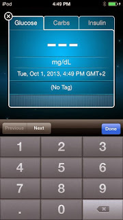 iBGStar mg/dL Diabetes Manager Application
