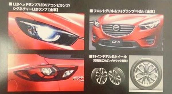 краш-тесты Mazda CX-5