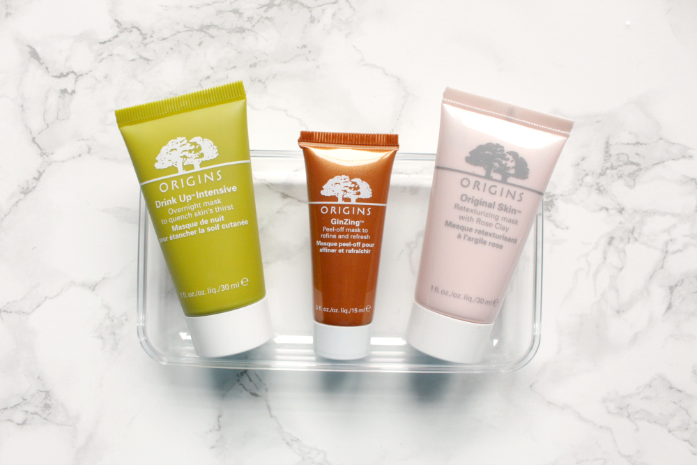Origins Facemasks Drink Up Intensive GinZing Original Skin