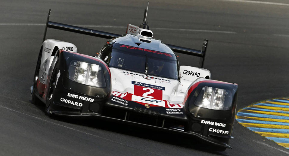 Porsche clinch 19th title as Toyata crash out after early lead