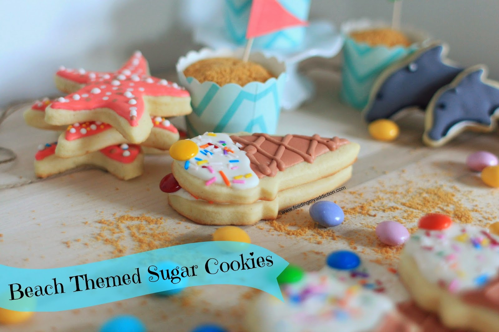 Pirate Themed Cookies / One Dozen by ShopCookieCouture on Etsy
