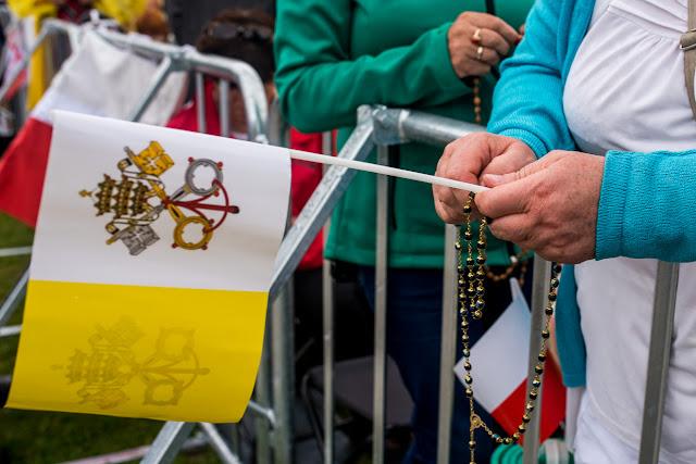 Swiatowe Dni Młodzieży Kraków 2016, World Youth Day, Papież Franciszek w Krakowie