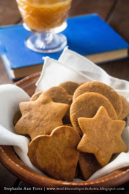 Civil War Cookie Recipe Ginger Nuts
