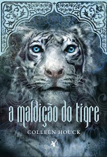 """News: Capa do livro """"Tiger's Destiny"""", da autora Colleen Houck. 9"""