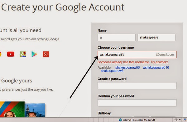 How to Create an Email Address On Gmail Or Yahoo ...