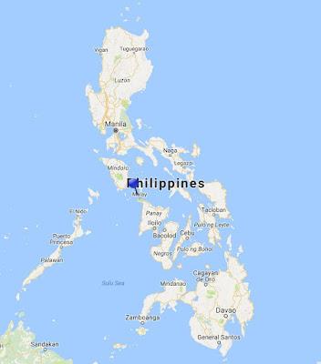 boracay philippines location