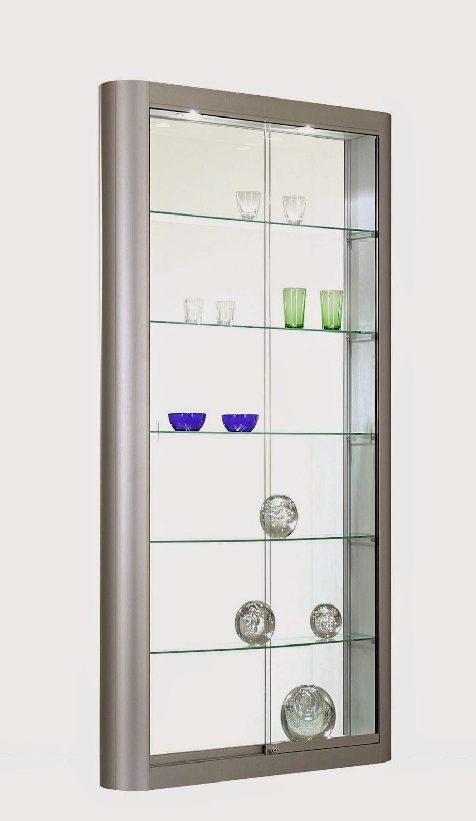 Glazen Wand Vitrinekast.Vitrinekast Van Glas Vitrine Masters