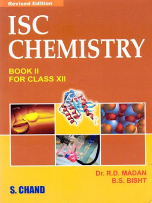 ISC Chemistry Book II Class - 12 - Buy School Text Books