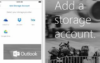 Como Agregar Cuenta de Almacenamiento en Correo Outlook