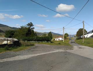 Campa del asturiano, La Reineta, Trapagaran