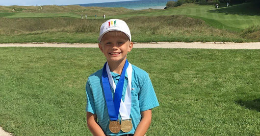 GBCC Youth Golfer Competes at Whistling Straits