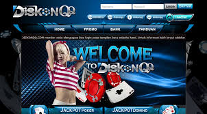 Website Judi Domino QQ Terbaik Terpopuler di Diskonqq.com