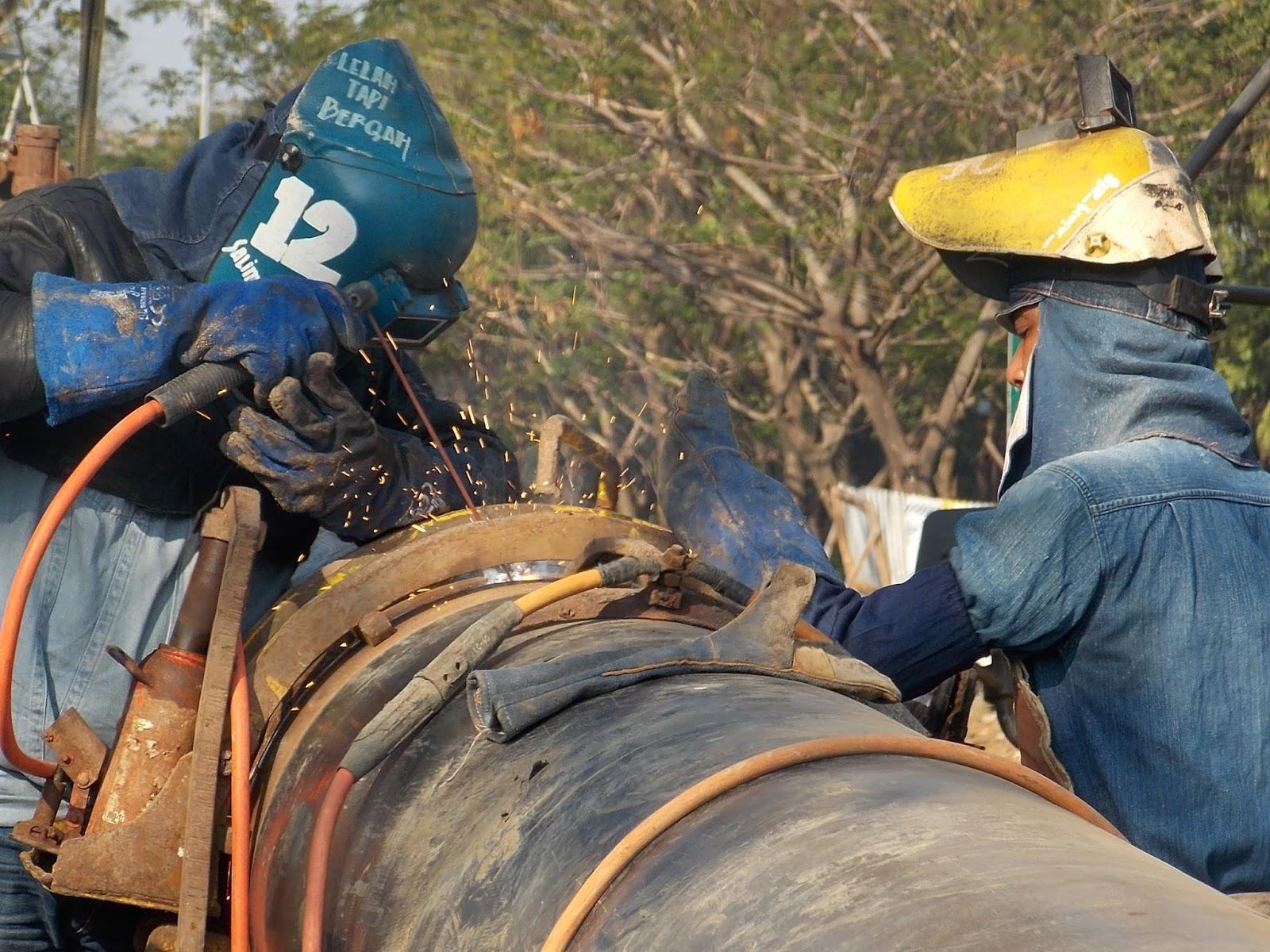 Muara Karang Gas Pipeline Project Lowongan Kerja Dunia Pipeline Luar Negeri