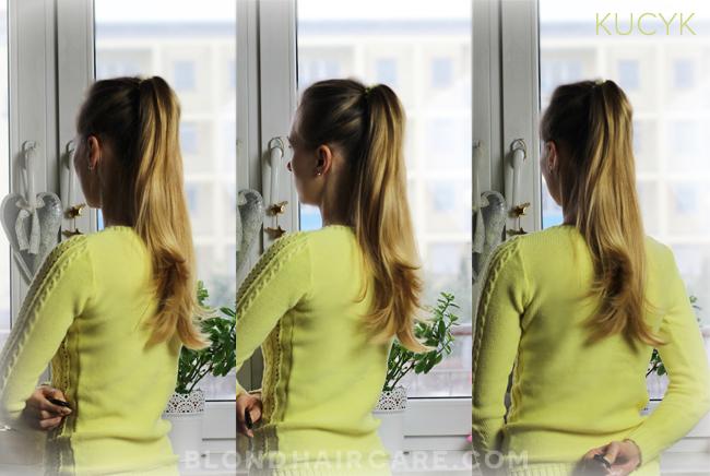 Jak Zrobić Wysoki I Wytrzymały Kucyk Pielęgnacja Włosów Blog