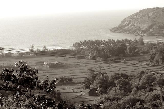 Gokarn, Intia, Karnataka, 2007