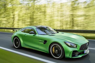 Leggera potente Mercedes-AMG GT R