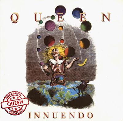 Queen - Innuendo (Versiones Diferentes)
