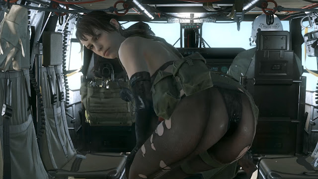 Download MGSV Quite Wallpaper Engine