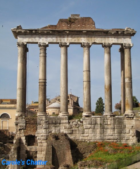 Roman Forum by Carole's Chatter