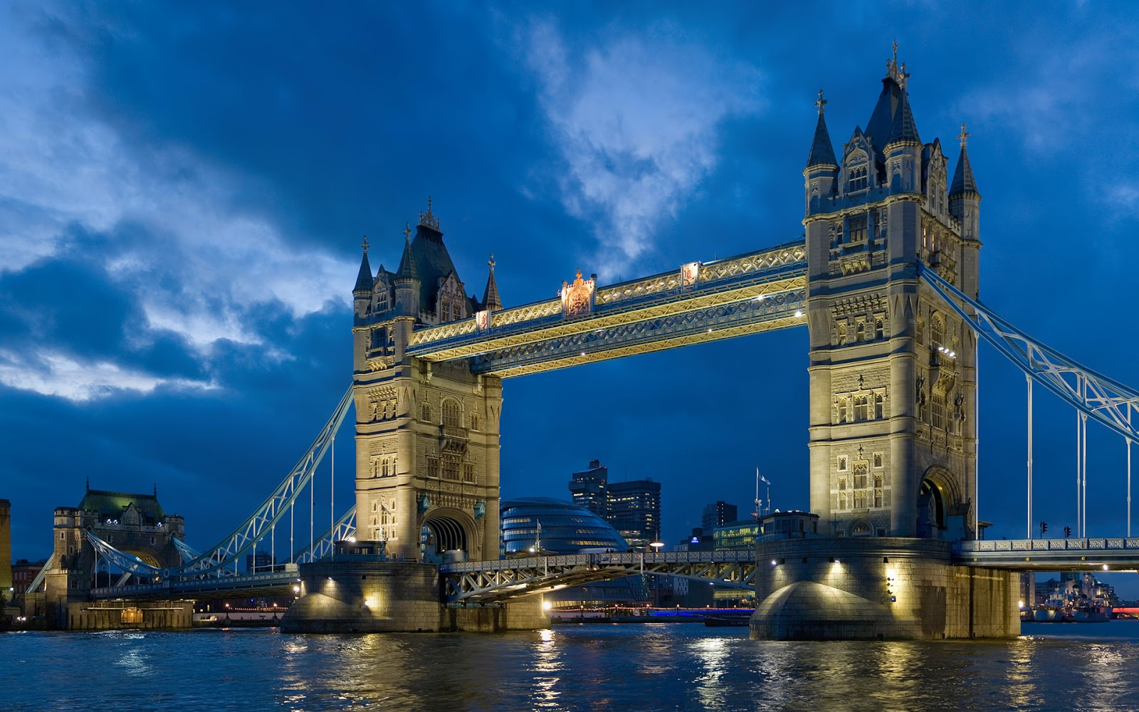 Beautiful Bridges Tower Bridge wallpapers