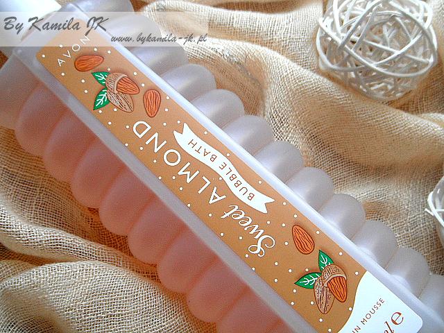 Avon płyn do kąpieli Sweet Almond migdał