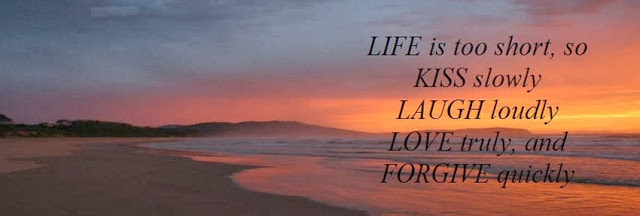Life Facebook cover photo