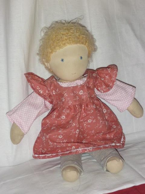 Outfit für Puppe