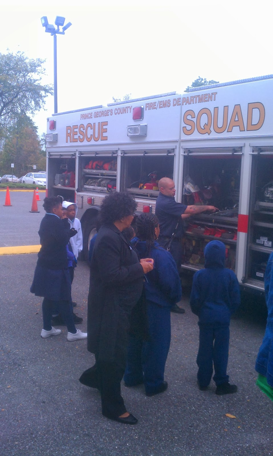 Prince George's County Fire/EMS Department: PGFD Fire ...