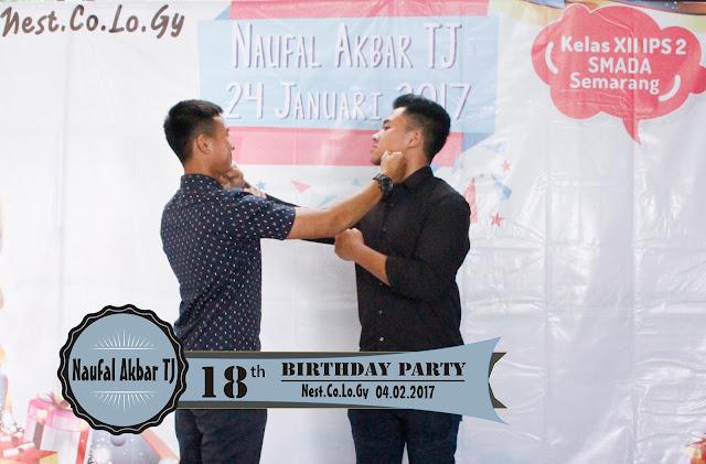 +0856-4020-3369 / Photobooth Ulang Tahun ~Ulang Tahun Naufal Akbar~