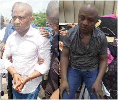 Billionaire kidnapper, Evans, sues Nigerian police for detaining him