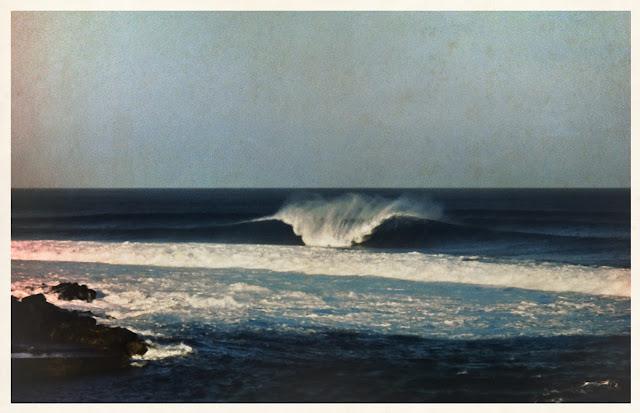 Surf, Waves, Peak, La Santa, Canaries