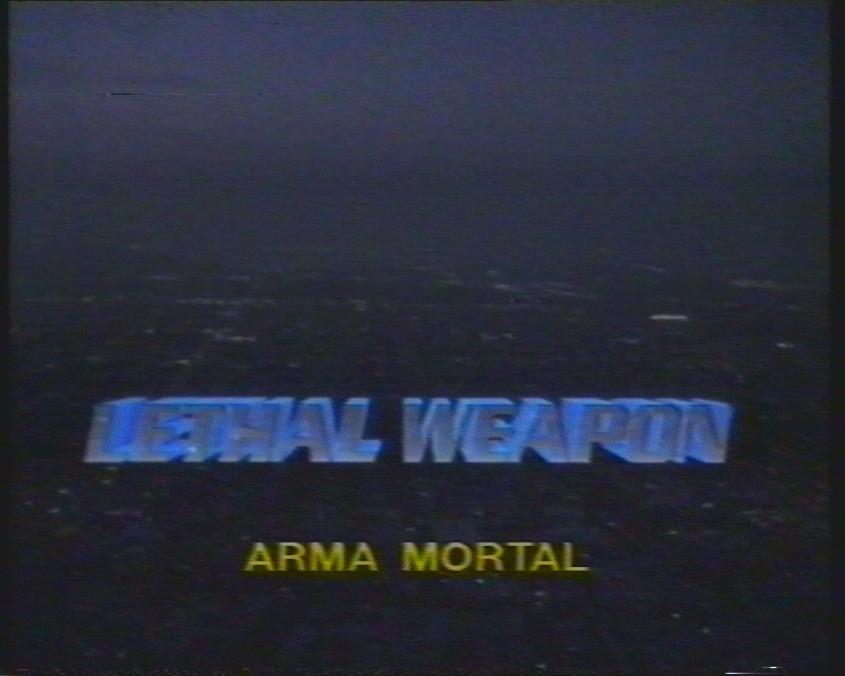 Arma Mortal (1987) AVH