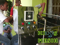 Mesin Keripik Buah Dan Sayur ( Vacuum Fying )